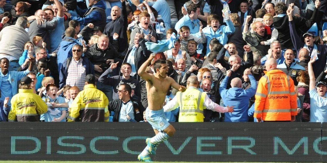 Goles y logros: la carrera del Kun Agüero en el Manchester City