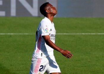 Historia de Vinicius: pasó de lateral a delantero para imitar a Robinho