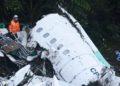 Sobreviviente de tragedia de Chapecoense se salva de accidente de bus