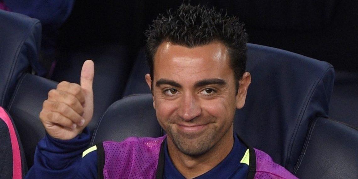 Xavi Hernández candidatea a un seleccionador para entrenar al Barcelona
