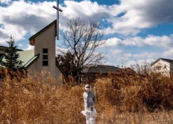 ciudades fantasma tras el desastre nuclear en Fukushima