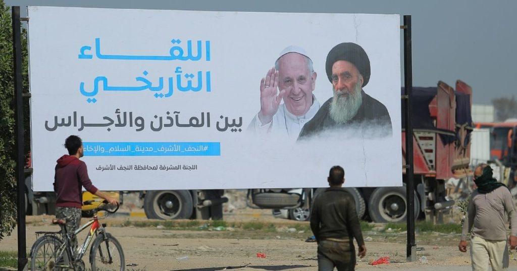 visita del Papa a Irak