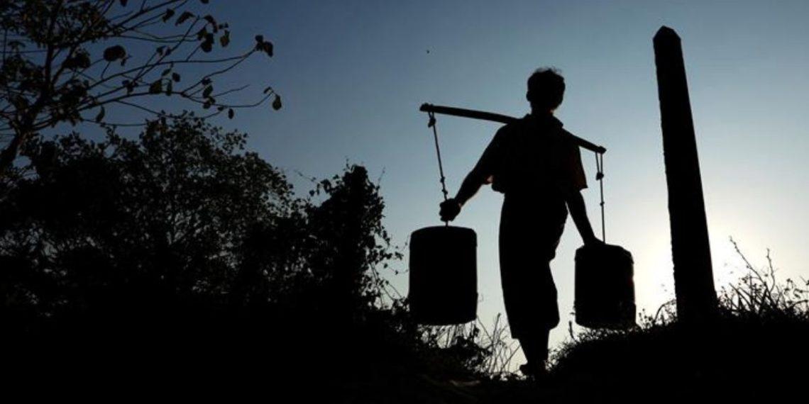 acceso a agua potable en el mundo