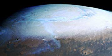 el agua de Marte