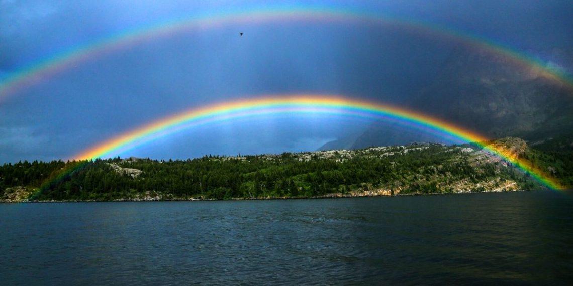 arcoíris en Hawái
