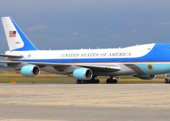 avión presidencial Air Force One