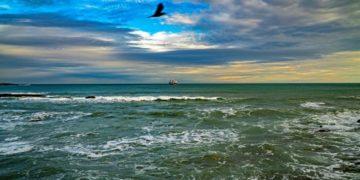calentamiento del océano por el cambio climático