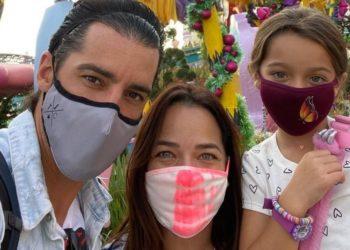 Celebración del cumpleaños de la hija de Adamari López
