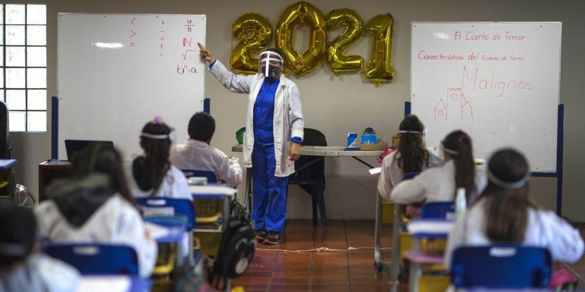 niños afectados por la pandemia del COVID-19
