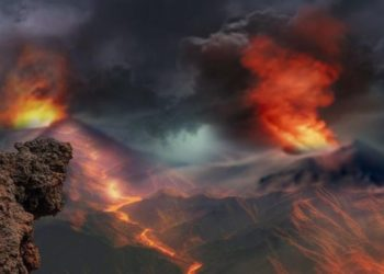 El volcán Huaynaputina registró la erupción más fuerte de la historia en Suramérica