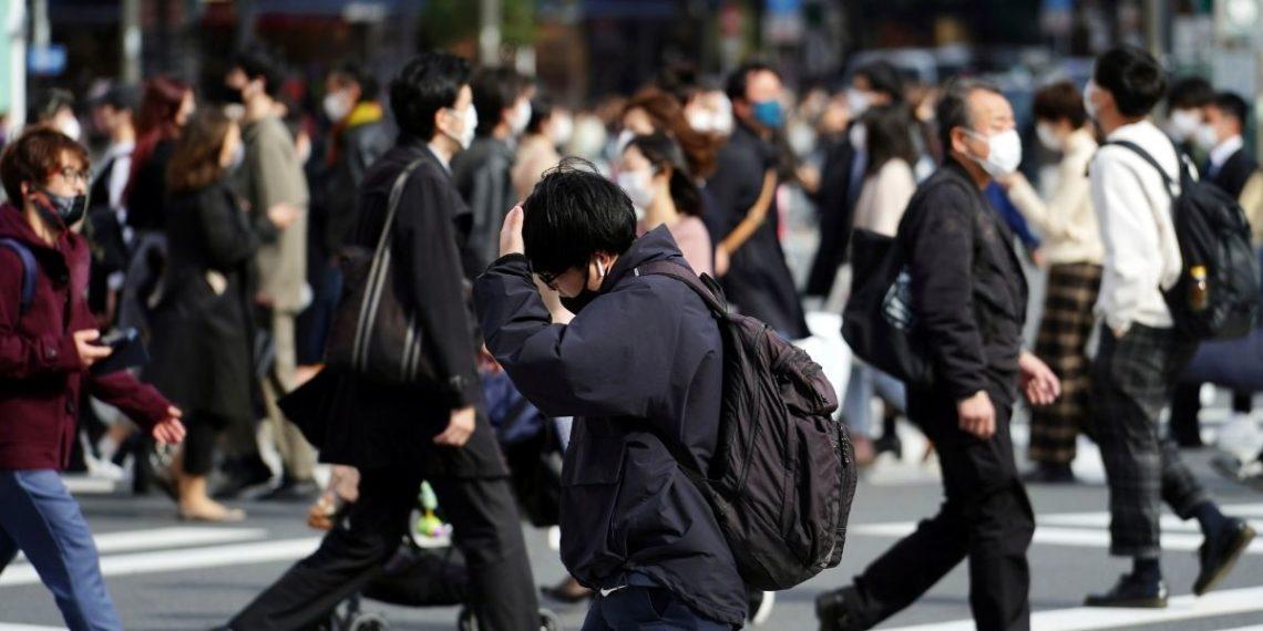 empleados japoneses