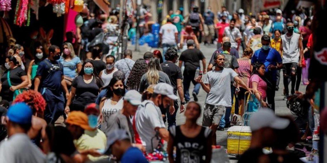 Brasil afronta un colapso sanitario por el COVID-19