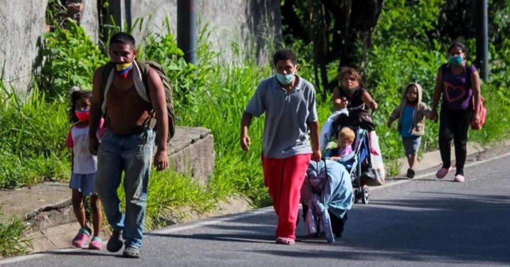 la pandemia incrementó la pobreza en latinoamérica