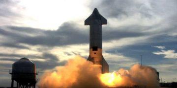 nave espacial Starship de SpaceX