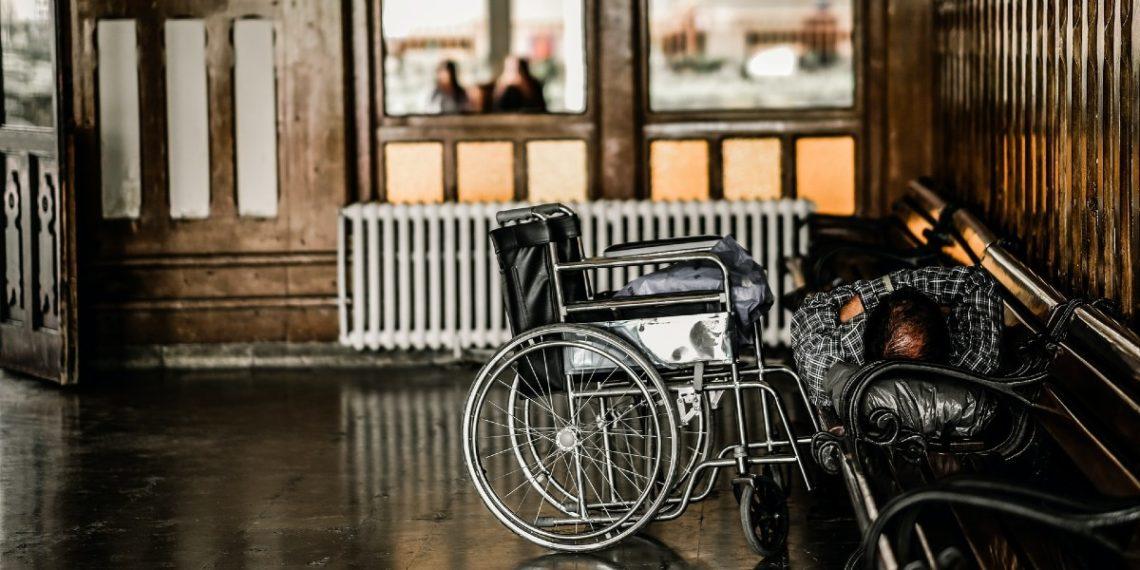 Esta es Marisa Hamamoto, la fundadora de una academia de baile para personas en sillas de ruedas