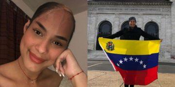 Oriana Wadskier fue arrollada en una protesta, ahora es activista por los derechos humanos