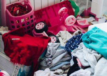 """""""Postapocalíptico"""": ama de casa se declaró en huelga y documentó el caos que se creó en su hogar"""