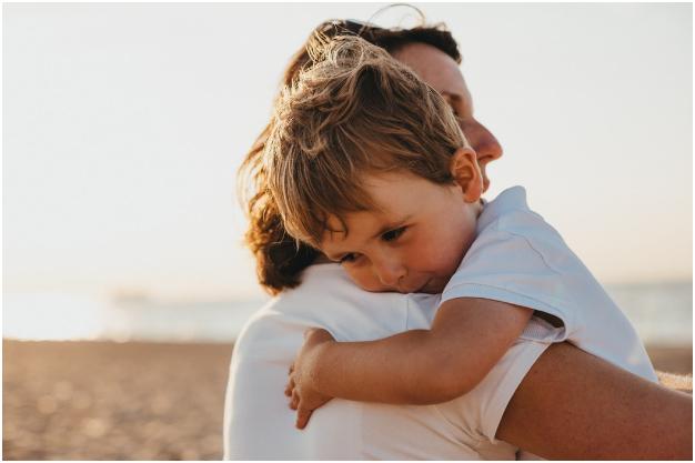 cómo perdonar al padre de tus hijos