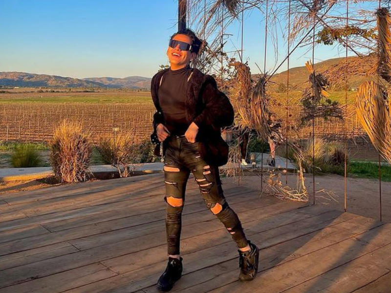 Kunno demuestra que la ropa no tiene género e inspira con variados looks queer