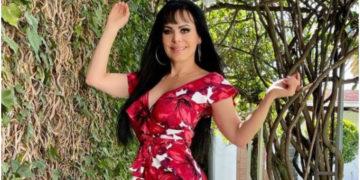 Maribel Guardia deja boquiabiertos a sus seguidores al publicar una foto sin maquillaje