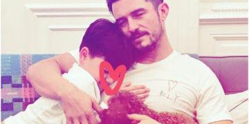 Por estas razones muchos consideran a Orlando Bloom como un 'súper papá'. Foto: Instagram: @orlandobloom