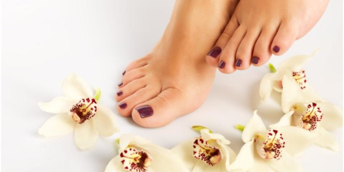 mascarilla de bicarbonato de sodio / hongos en los pies