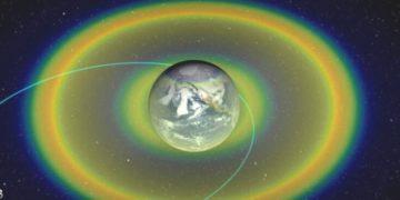 equilibrio de energía de la Tierra