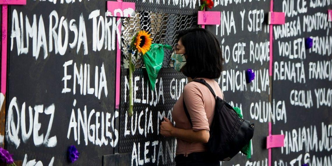 Día de la Mujer protestas