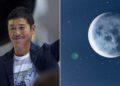viaje espacial a la Luna