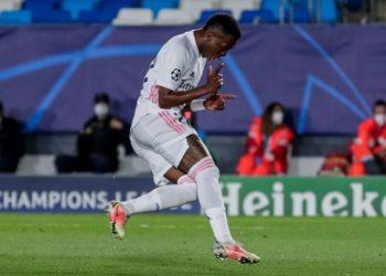 Goles de Vinicius contra Liverpool recuerdan a Raúl González
