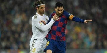 Las sorprendentes palabras que le dedicó Sergio Ramos a Lionel Messi