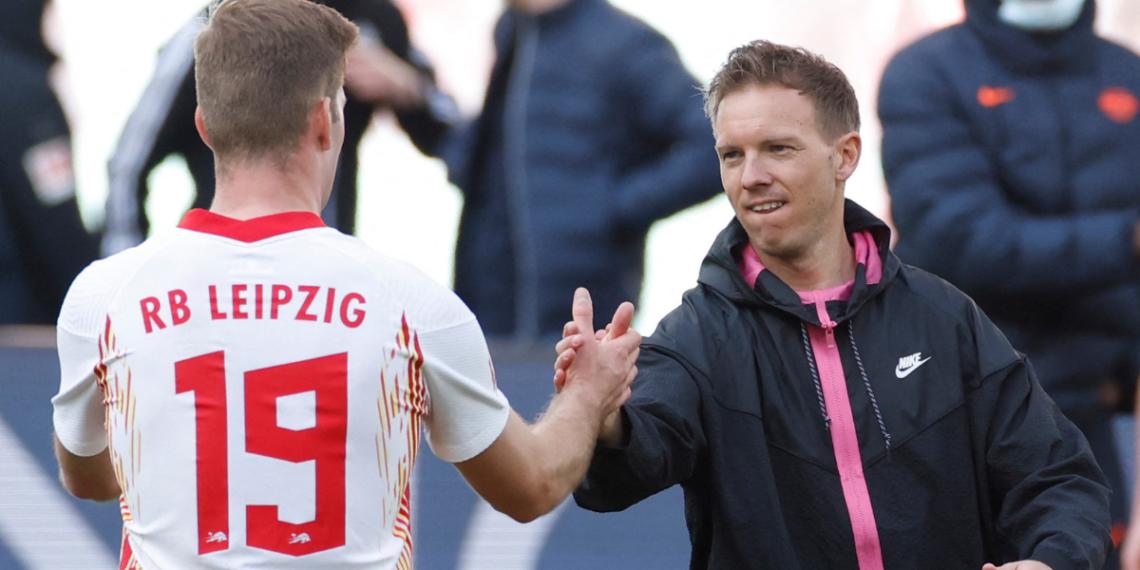 Nagelsmann entrenará al Bayern