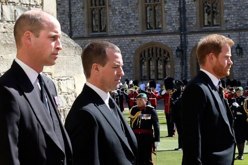 Así despidió la reina Isabel II a su esposo
