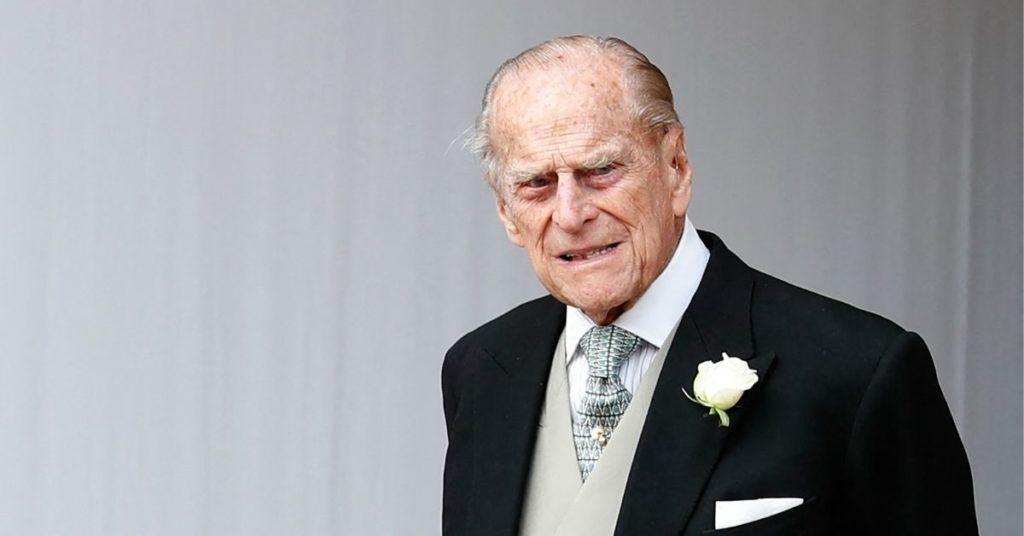 fallece el duque Felipe de Edimburgo