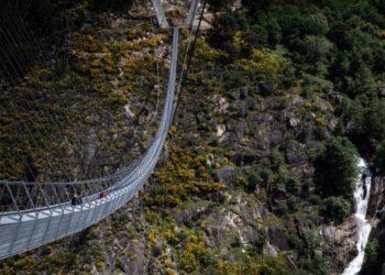 puente peatonal más largo del mundo