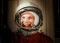 El astronauta soviético Yuri Gagarin fue el primer hombre en ir al espacio