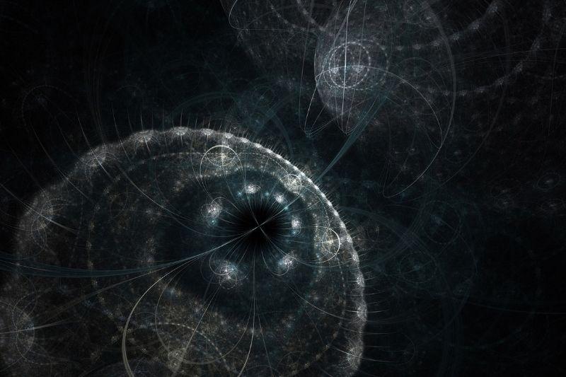 Descubren agujero negro poco común