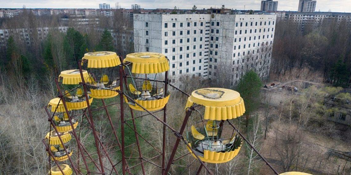 tragedia nuclear de Chernóbil