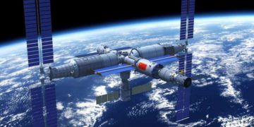 Estación Espacial de China