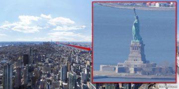 cámara de mayor resolución Earthcam