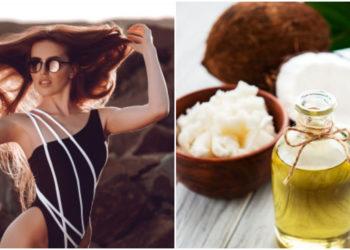 Mascarillas de aceite, avena y miel para recuperar el cabello del cloro o la sal del mar