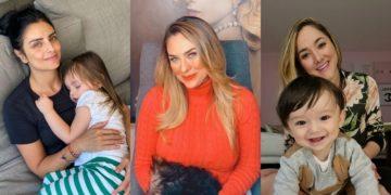 Aracely Arámbula y otras famosas que son madres solteras y fabulosas