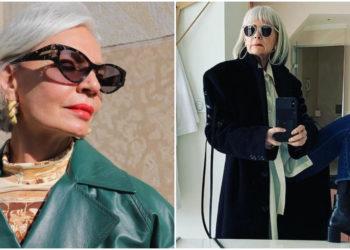 Estas mujeres mayores de 50 demuestran que el estilo y la elegancia no tienen edad