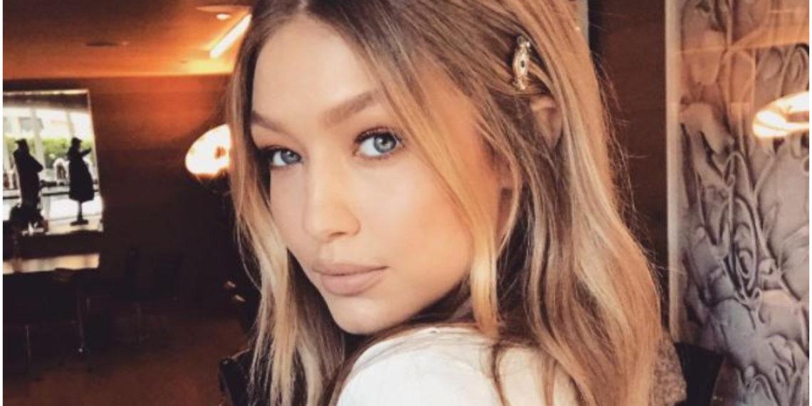 El rubio fresa es el nuevo tono de cabello preferido de Gigi Hadid