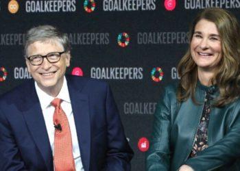 Bill y Melinda Gates se separan