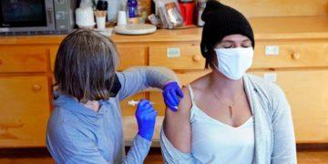 personas vacunadas de COVID-19