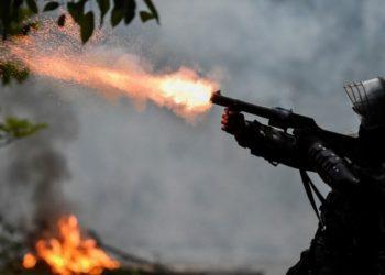 muertos y heridos en paro nacional en Colombia