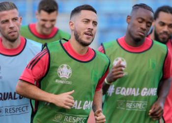Hazard mostró una versión que no ha hecho en el Madrid