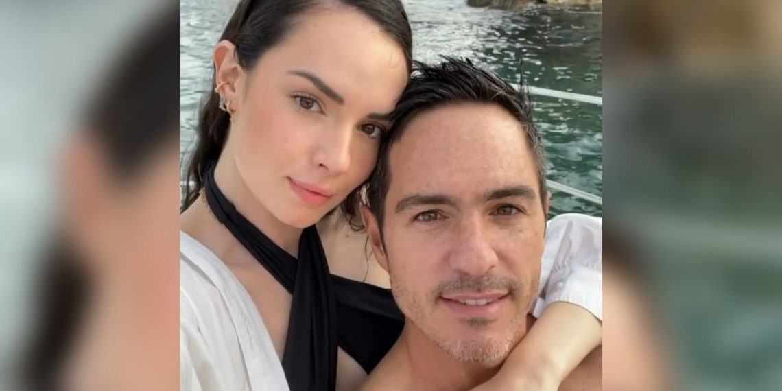Mauricio Ochmann novia