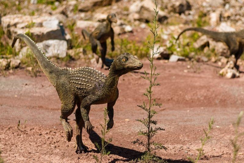 Los dinosaurios lograron sobrevivir en el Ártico
